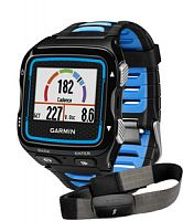 Пульсометр Garmin Forerunner 920 black/blue HR